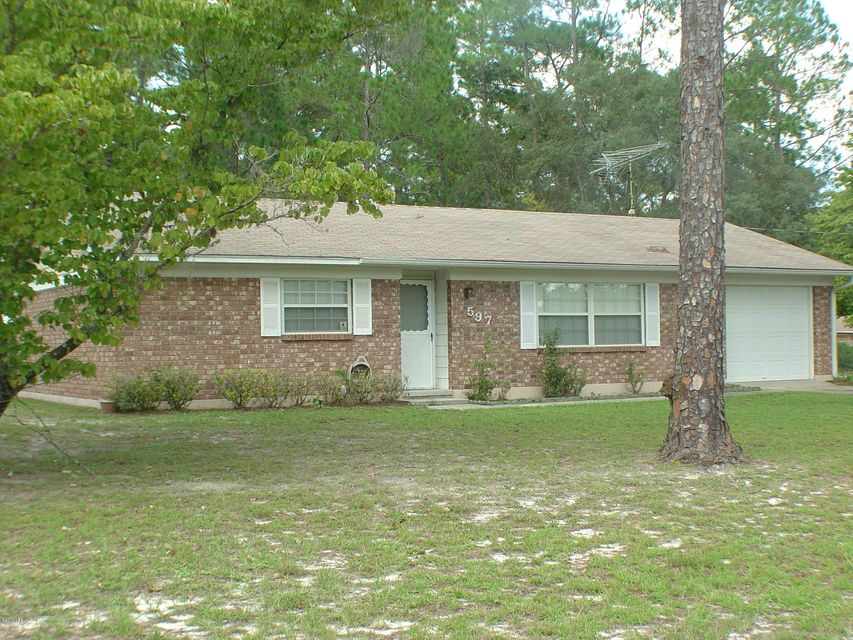 597 51ST,KEYSTONE HEIGHTS,FLORIDA 32656,2 Bedrooms Bedrooms,1 BathroomBathrooms,Residential - single family,51ST,850230