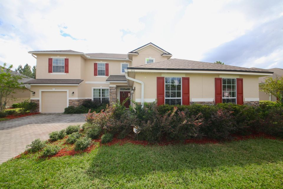 805 NOTTAGE HILL,ST JOHNS,FLORIDA 32259,5 Bedrooms Bedrooms,3 BathroomsBathrooms,Residential - single family,NOTTAGE HILL,850457