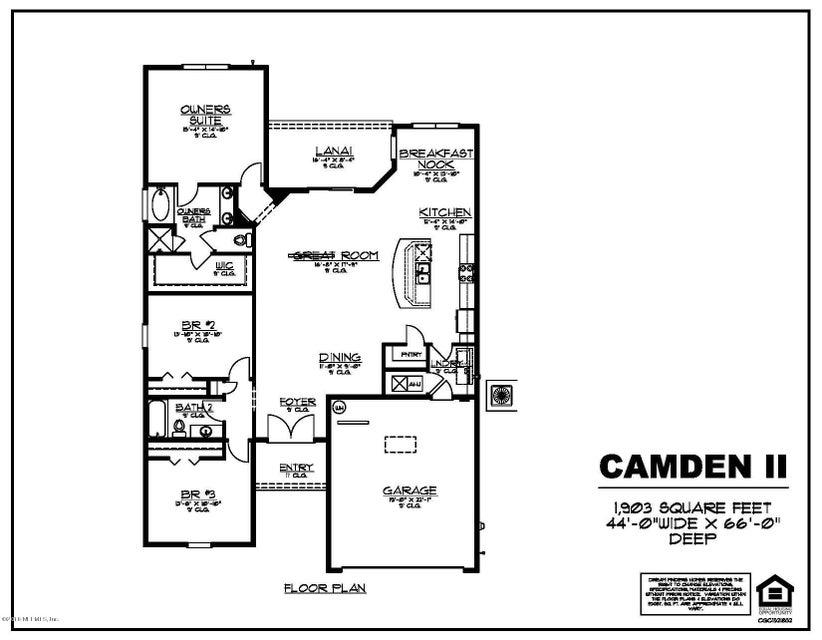 25 CARNAUBA,JACKSONVILLE,FLORIDA 32081,3 Bedrooms Bedrooms,2 BathroomsBathrooms,Residential - single family,CARNAUBA,851084