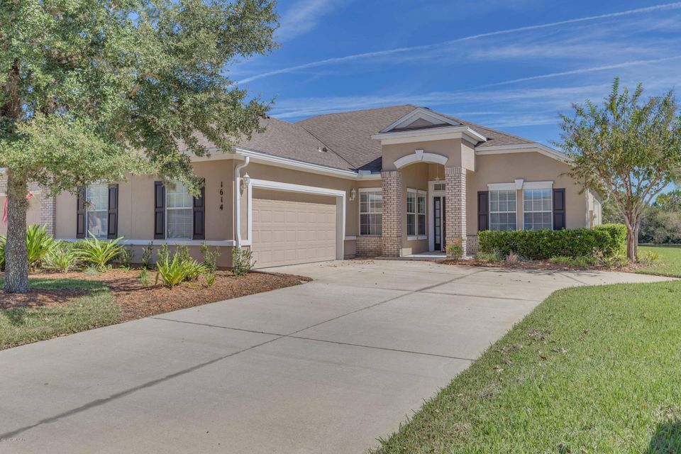 1614 CALMING WATER,FLEMING ISLAND,FLORIDA 32003,3 Bedrooms Bedrooms,2 BathroomsBathrooms,Residential - single family,CALMING WATER,851427