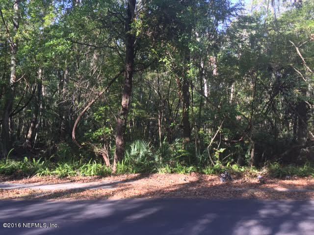 NELSON CARNES,ORANGE PARK,FLORIDA 32073,Vacant land,NELSON CARNES,851262