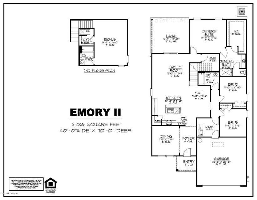 9836 MARINE CT JACKSONVILLE, FL 32221