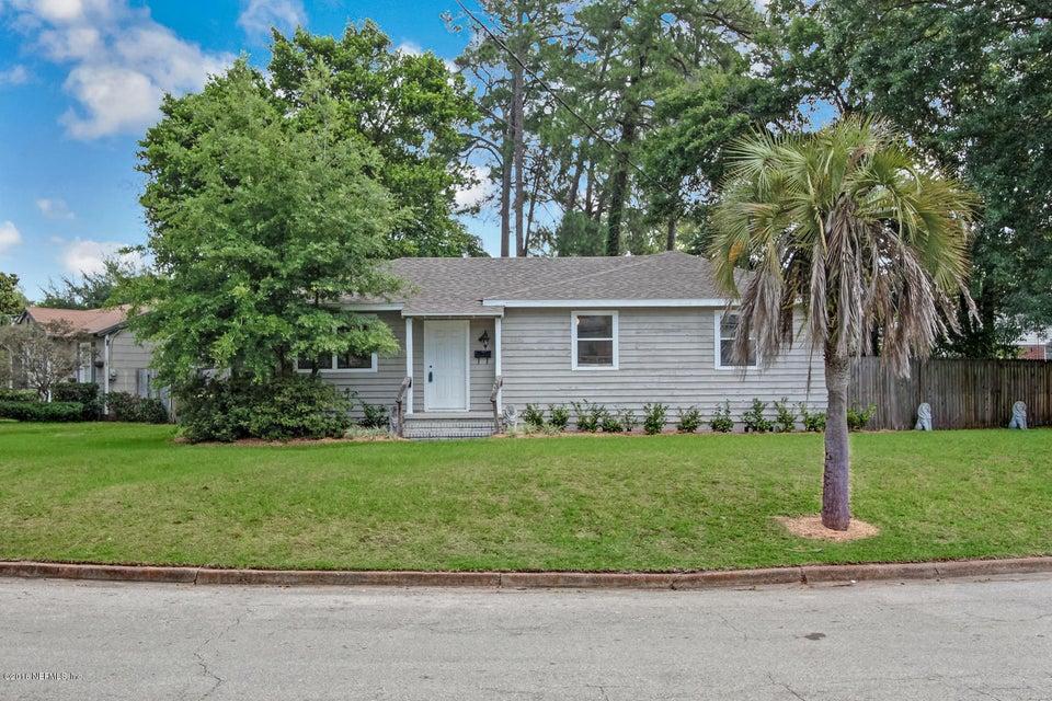 2291 LARCHMONT RD, JACKSONVILLE, FL 32207