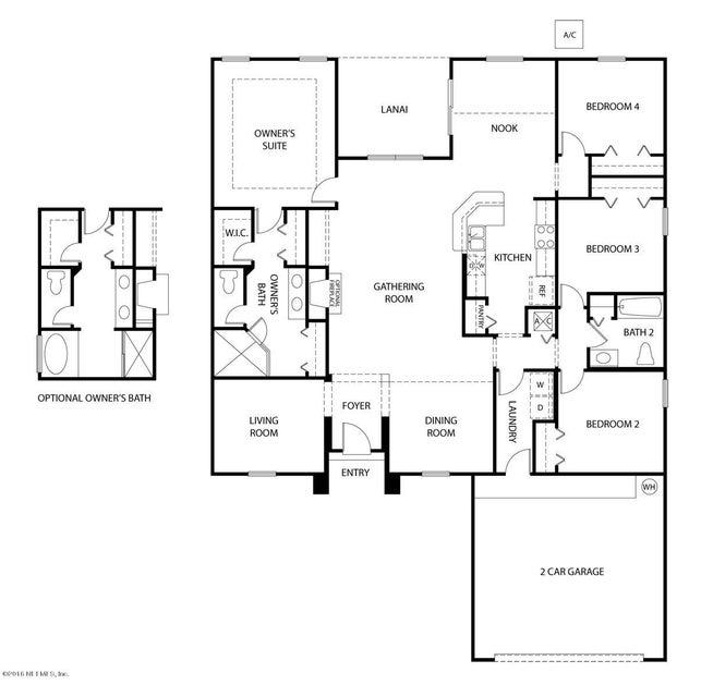 365 DEER CROSSING,ST AUGUSTINE,FLORIDA 32086,4 Bedrooms Bedrooms,2 BathroomsBathrooms,Residential - single family,DEER CROSSING,854533