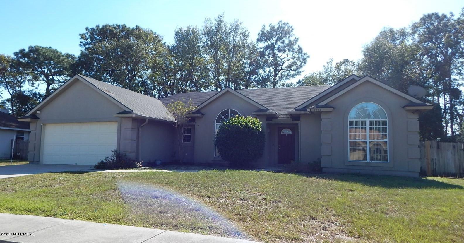 7030 MILLCREST,JACKSONVILLE,FLORIDA 32277,3 Bedrooms Bedrooms,2 BathroomsBathrooms,Residential - single family,MILLCREST,854898