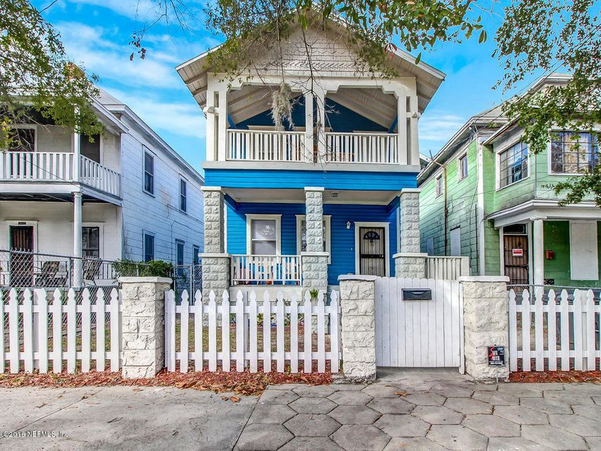 1814 HUBBARD,JACKSONVILLE,FLORIDA 32206,4 Bedrooms Bedrooms,3 BathroomsBathrooms,Residential - single family,HUBBARD,854977