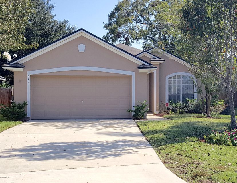 512 SILVER BELL,ST JOHNS,FLORIDA 32259,3 Bedrooms Bedrooms,2 BathroomsBathrooms,Residential - single family,SILVER BELL,855456