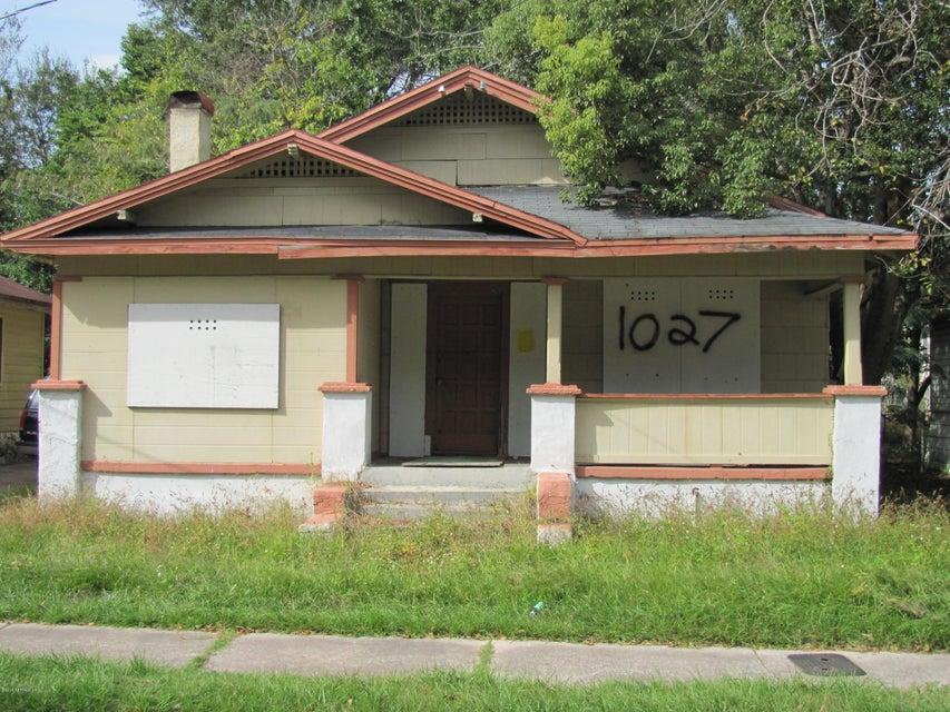 1027 FRAZIER,JACKSONVILLE,FLORIDA 32209,3 Bedrooms Bedrooms,1 BathroomBathrooms,Residential - single family,FRAZIER,855637