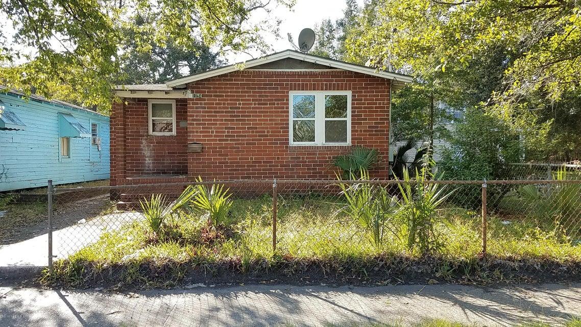 1034 TYLER,JACKSONVILLE,FLORIDA 32209,2 Bedrooms Bedrooms,1 BathroomBathrooms,Residential - single family,TYLER,856292