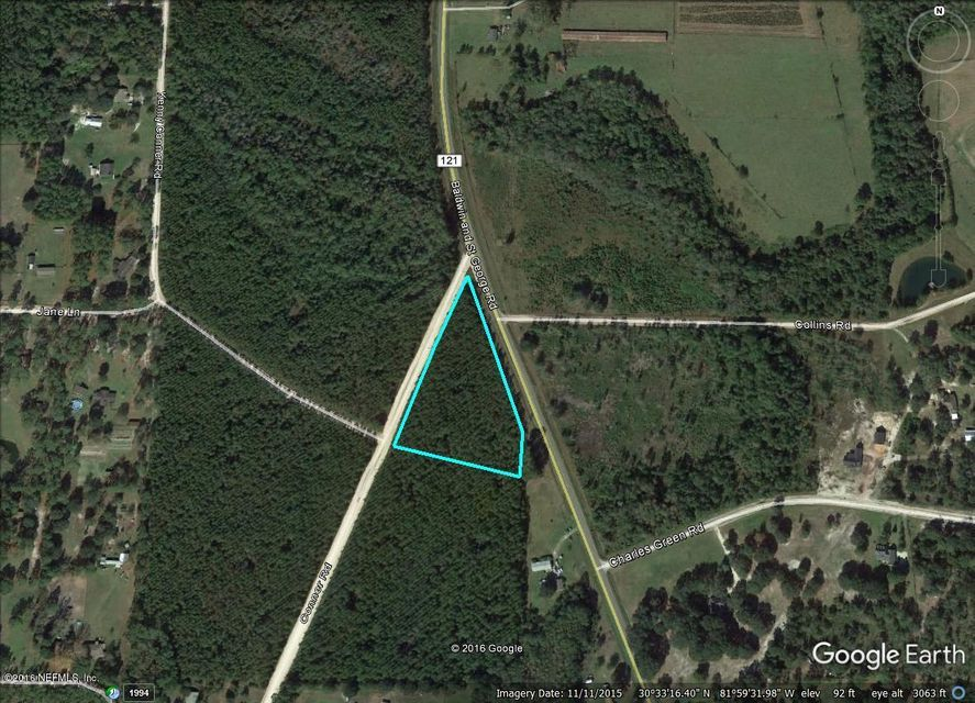 CONNER,HILLIARD,FLORIDA 32046,Vacant land,CONNER,819671