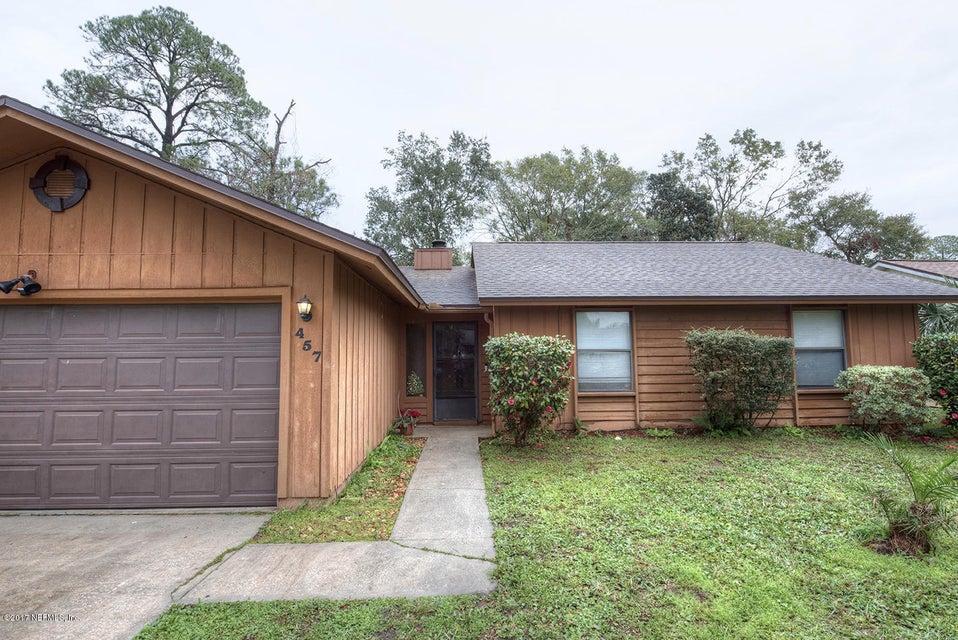 457 HOLIDAY HILL CIR JACKSONVILLE, FL 32216