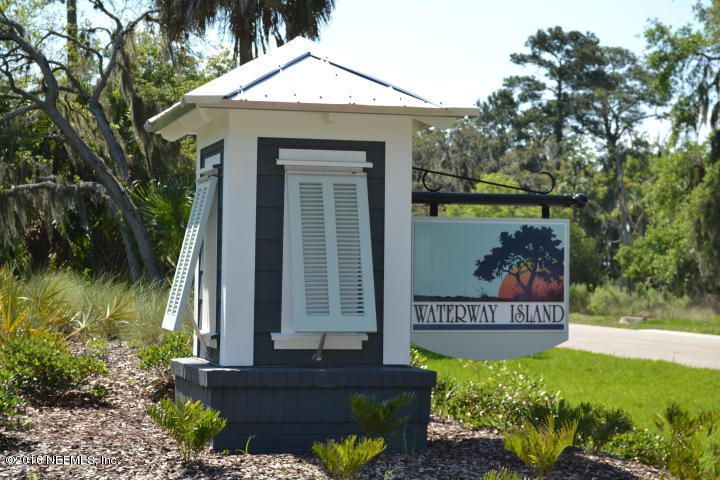 2009 WATERWAY ISLAND,JACKSONVILLE BEACH,FLORIDA 32250,Vacant land,WATERWAY ISLAND,861972