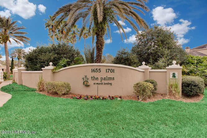 1655 THE GREENS,JACKSONVILLE,FLORIDA 32250,1 Bedroom Bedrooms,1 BathroomBathrooms,Residential - condos/townhomes,THE GREENS,863345