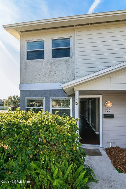 750 CAVALLA,ATLANTIC BEACH,FLORIDA 32233,2 Bedrooms Bedrooms,1 BathroomBathrooms,Residential - single family,CAVALLA,866404