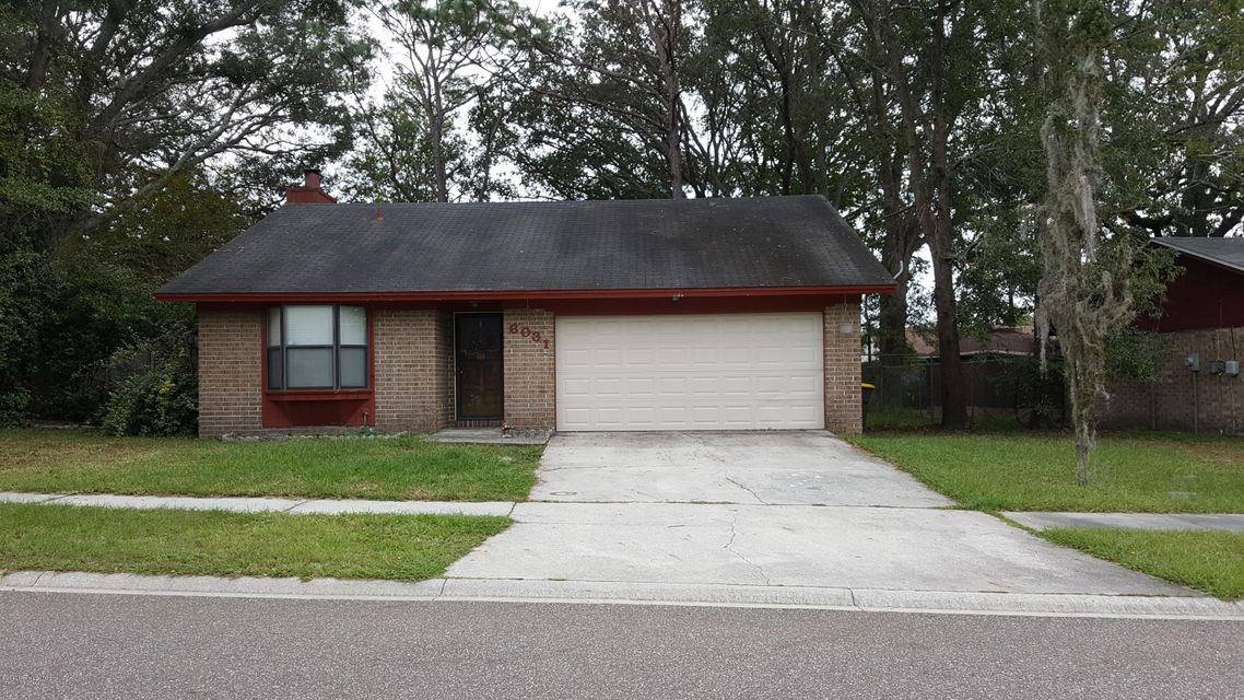 6031 NORSE,JACKSONVILLE,FLORIDA 32244,3 Bedrooms Bedrooms,2 BathroomsBathrooms,Residential - single family,NORSE,866519