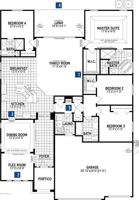 565 ASPEN LEAF,PONTE VEDRA,FLORIDA 32081,4 Bedrooms Bedrooms,3 BathroomsBathrooms,Residential - single family,ASPEN LEAF,866955