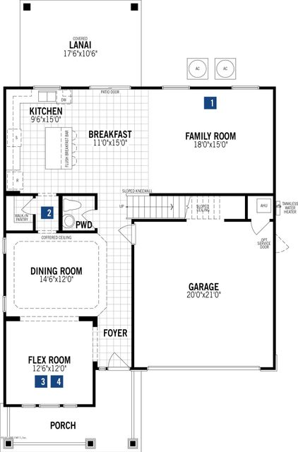 42 EAGLE ROCK,PONTE VEDRA,FLORIDA 32081,4 Bedrooms Bedrooms,2 BathroomsBathrooms,Residential - single family,EAGLE ROCK,866959