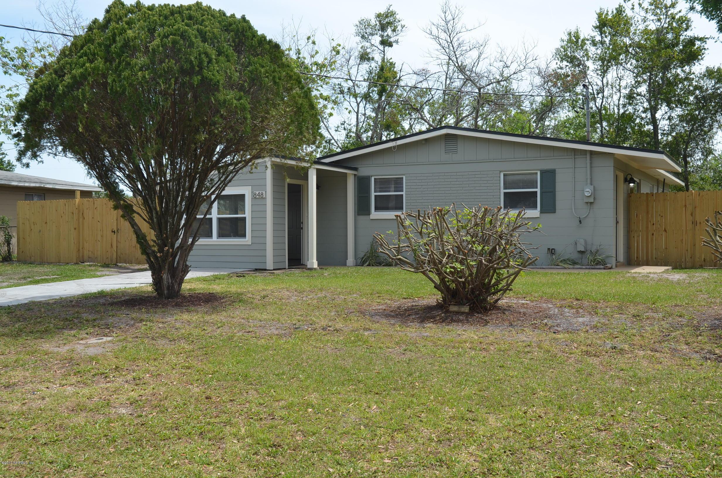 848 AMBERJACK LN, ATLANTIC BEACH, FL 32233
