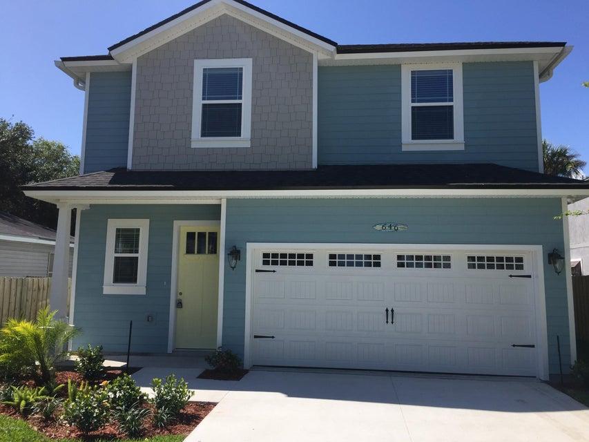 646 LOWER 8TH AVE S, JACKSONVILLE BEACH, FL 32250