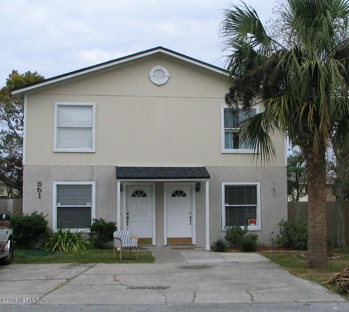 549 6TH AVE S, JACKSONVILLE BEACH, FL 32250