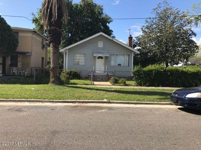 1442 STEELE, JACKSONVILLE, FL 32209