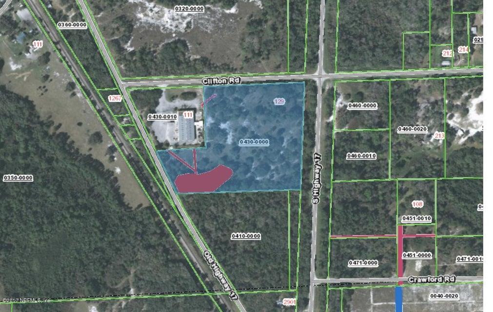 000 CLIFTON,CRESCENT CITY,FLORIDA 32112,Vacant land,CLIFTON,877439