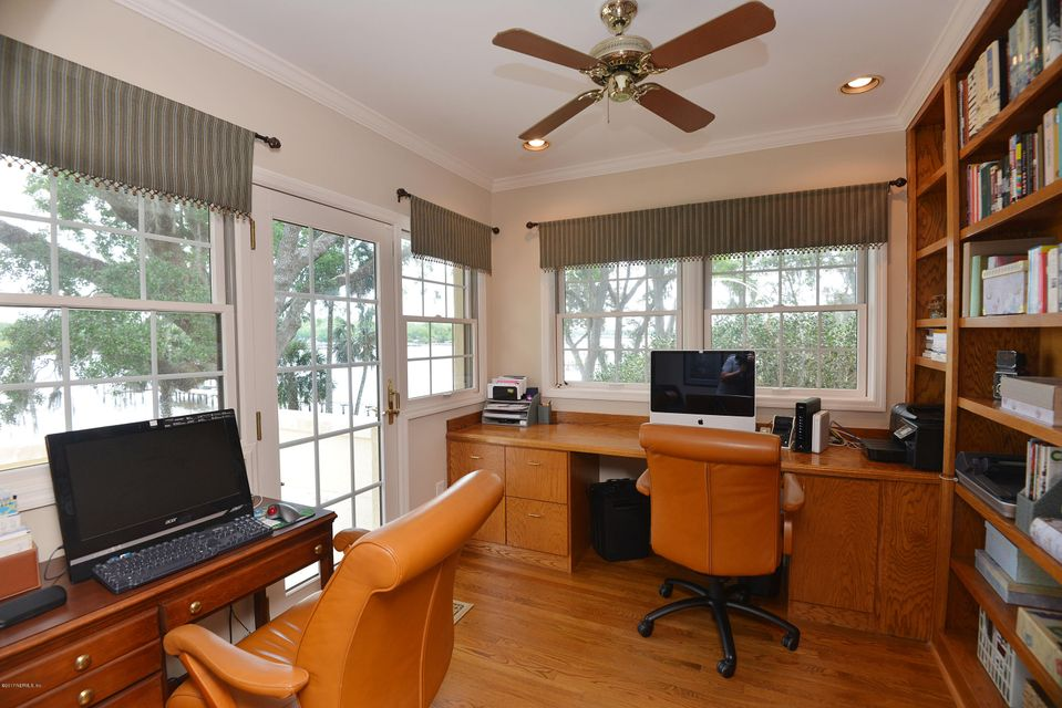 Home Office off Owner's Suite