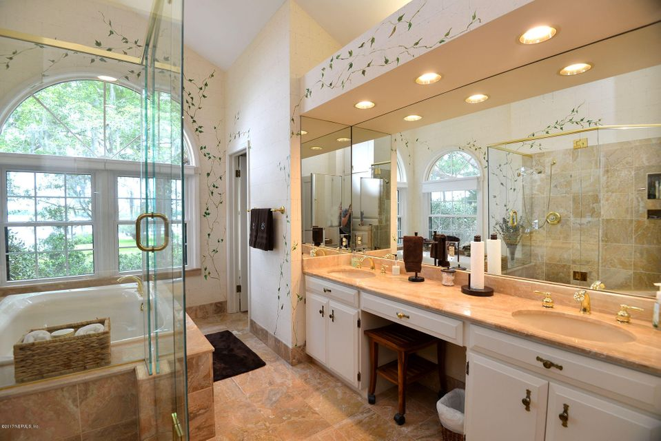 Owner's Bath Vanities
