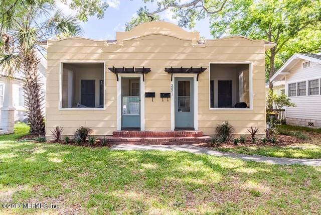 2881 SELMA,JACKSONVILLE,FLORIDA 32205,2 Bedrooms Bedrooms,2 BathroomsBathrooms,Multi family,SELMA,882836