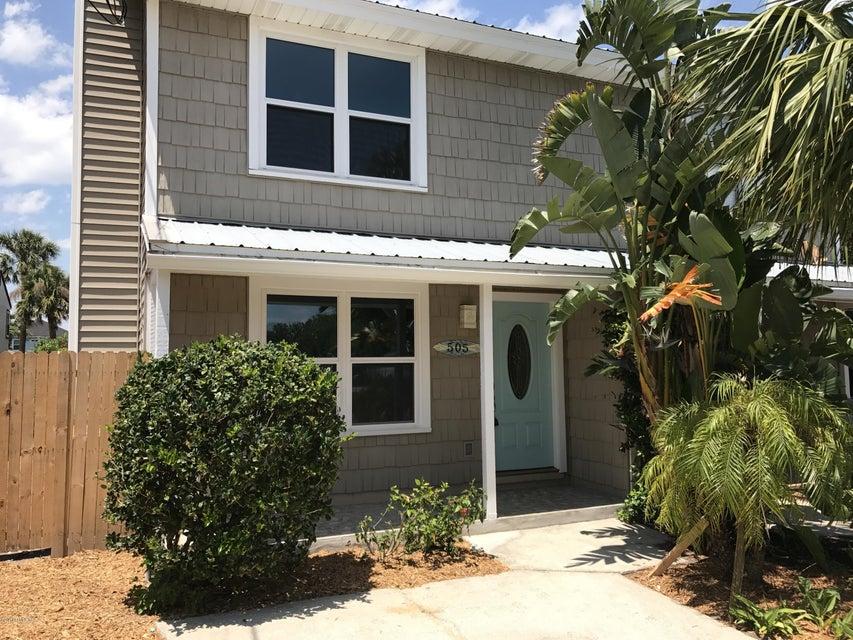 505 UPPER 8TH AVE S, JACKSONVILLE BEACH, FL 32250