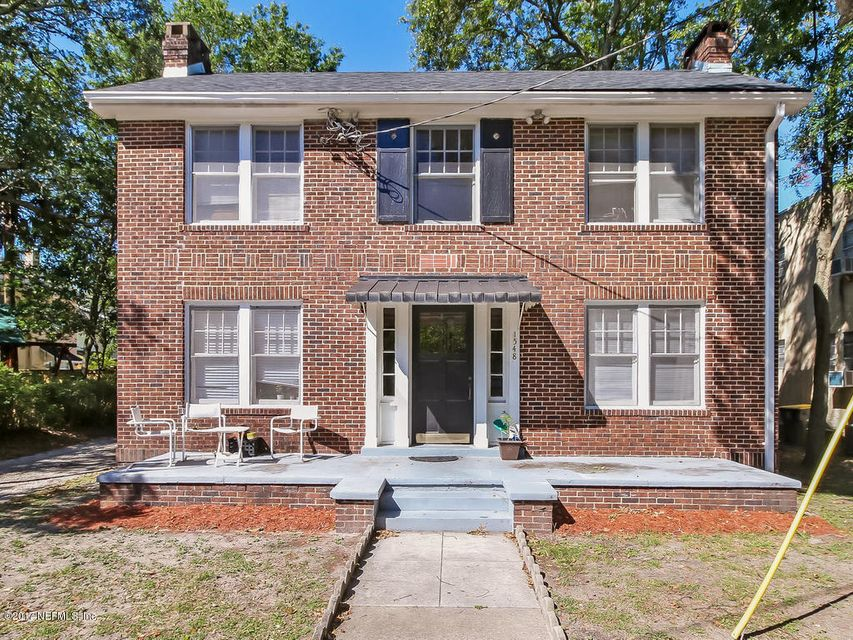 1548 ROBINSON,JACKSONVILLE,FLORIDA 32205,4 Bedrooms Bedrooms,4 BathroomsBathrooms,Multi family,ROBINSON,884479