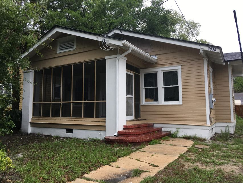 Jacksonville, FL 2 Bedroom Home For Sale