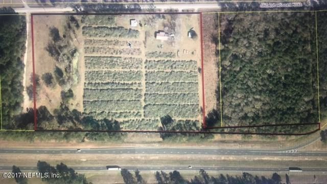 5464 GEORGE HODGES, MACCLENNY, FLORIDA 32063, ,Vacant land,For sale,GEORGE HODGES,887233