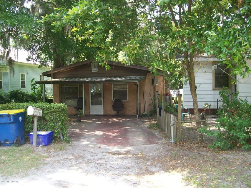 Jacksonville, FL 1 Bedroom Home For Sale