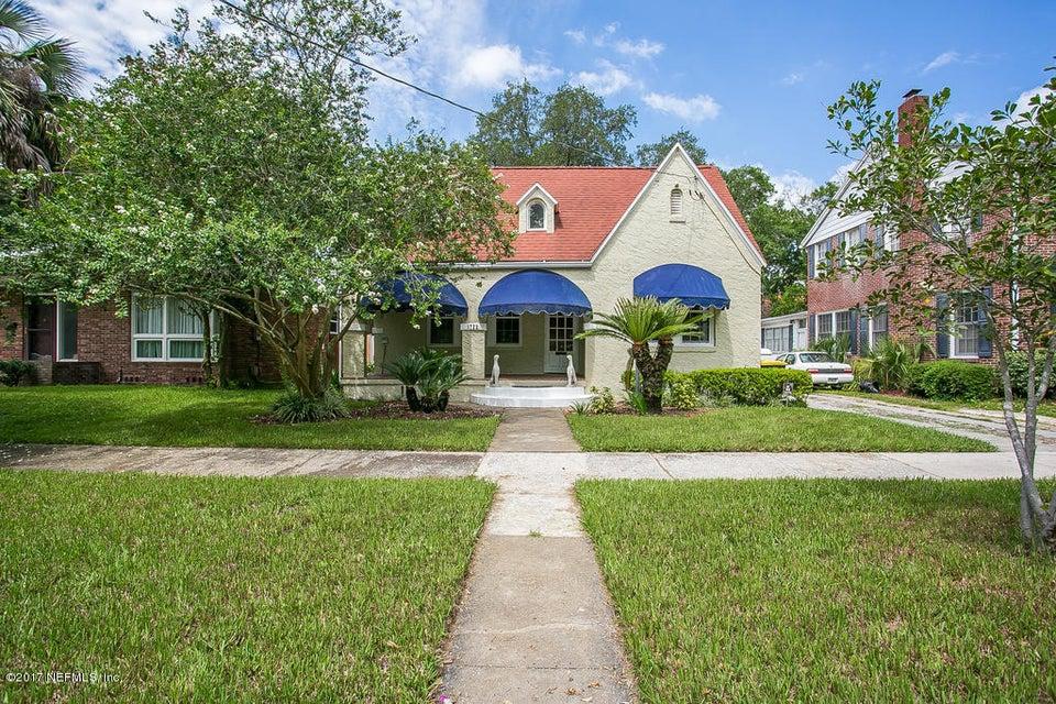 1722 BELMONTE AVE, JACKSONVILLE, FL 32207