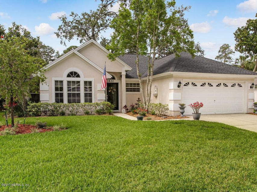 1820 ROYAL FERN LN, JACKSONVILLE BEACH, FL 32250