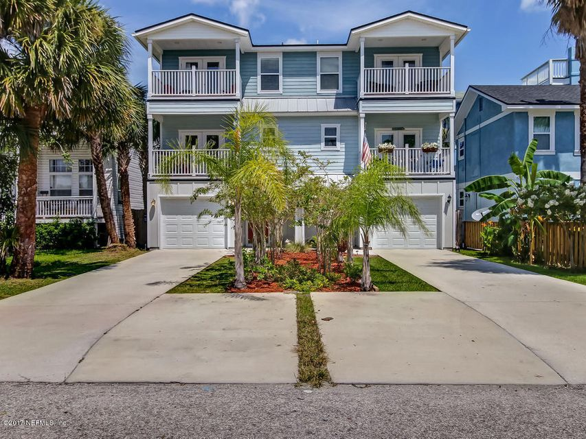 209 7TH AVE S, JACKSONVILLE BEACH, FL 32250