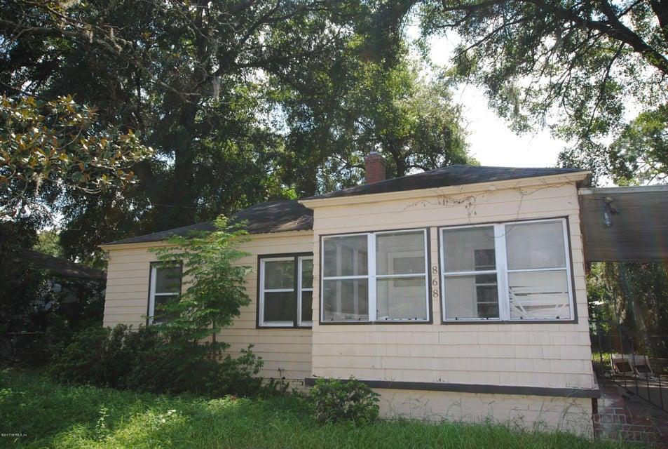 868 BUNKER HILL,JACKSONVILLE,FLORIDA 32208,3 Bedrooms Bedrooms,1 BathroomBathrooms,Commercial,BUNKER HILL,899494