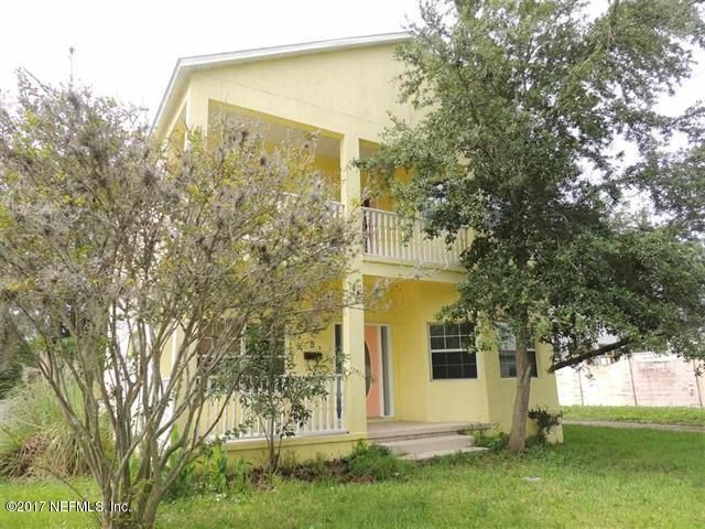 St Augustine, FL 5 Bedroom Home For Sale