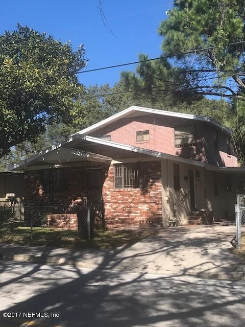 1611 13TH,JACKSONVILLE,FLORIDA 32209,5 Bedrooms Bedrooms,3 BathroomsBathrooms,Single family,13TH,908104