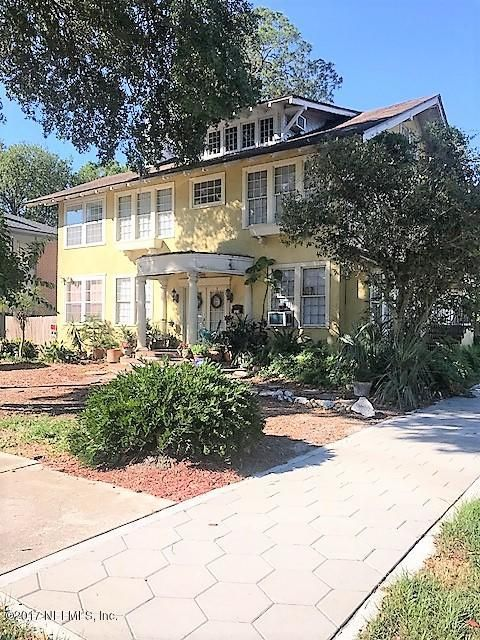1610 DONALD,JACKSONVILLE,FLORIDA 32205,7 Bedrooms Bedrooms,6 BathroomsBathrooms,Multi family,DONALD,908407