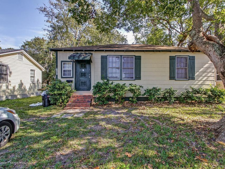 1291 RANDOLPH,JACKSONVILLE,FLORIDA 32205,2 Bedrooms Bedrooms,1 BathroomBathrooms,Single family,RANDOLPH,908813