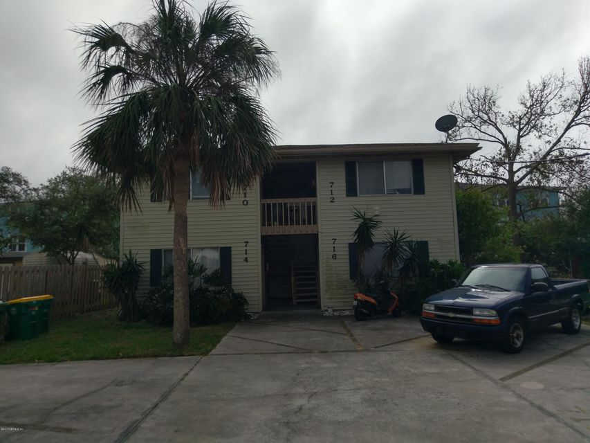 710 2ND,JACKSONVILLE BEACH,FLORIDA 32250,8 Bedrooms Bedrooms,4 BathroomsBathrooms,Commercial,2ND,909008