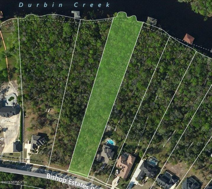 3075 BISHOP ESTATES,ST JOHNS,FLORIDA 32259,Vacant land,BISHOP ESTATES,909188