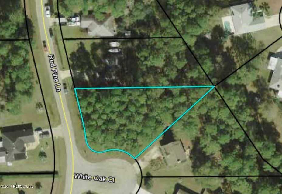 4044 RED PINE,ST AUGUSTINE,FLORIDA 32086,Vacant land,RED PINE,909381