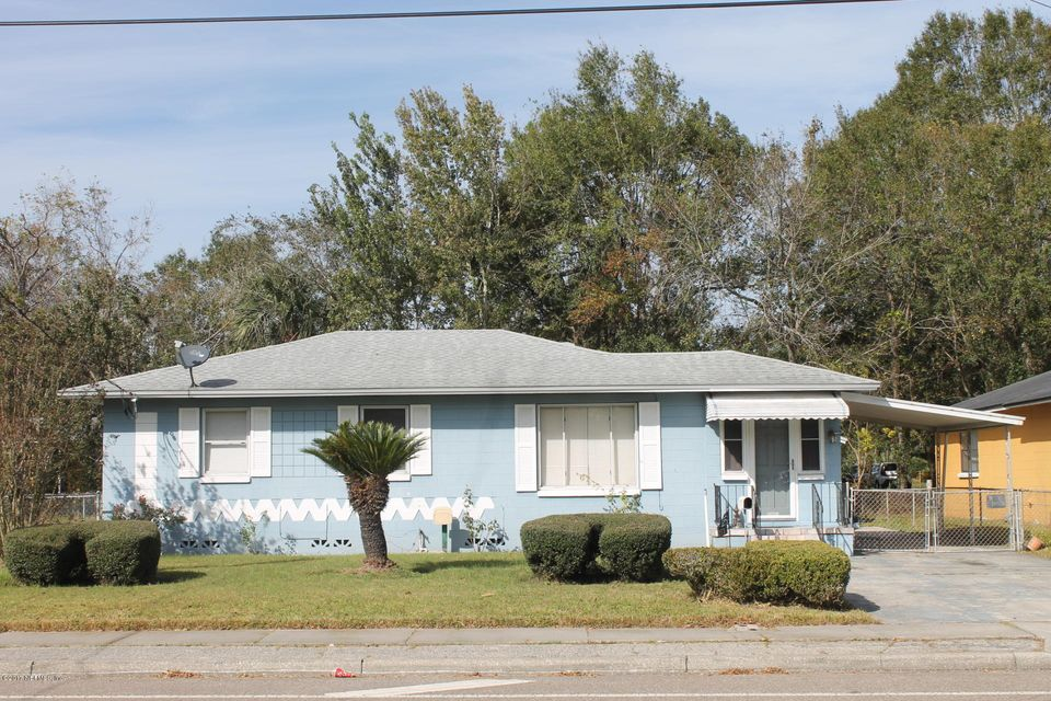 2733 45TH,JACKSONVILLE,FLORIDA 32209,3 Bedrooms Bedrooms,2 BathroomsBathrooms,Commercial,45TH,910217