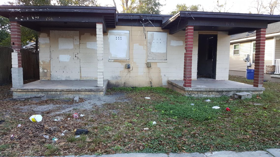 1516 WINDLE,JACKSONVILLE,FLORIDA 32209,2 Bedrooms Bedrooms,2 BathroomsBathrooms,Multi family,WINDLE,908794