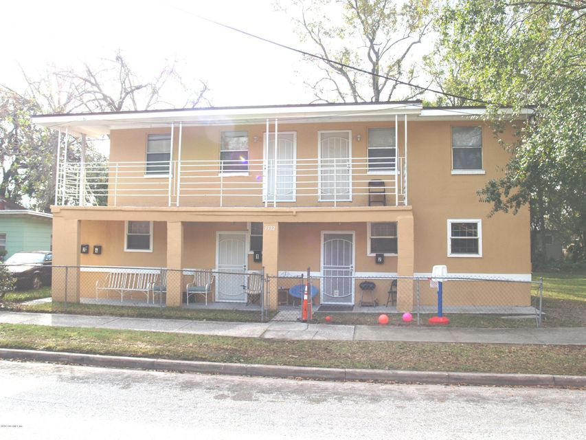 1332 21ST,JACKSONVILLE,FLORIDA 32209,8 Bedrooms Bedrooms,4 BathroomsBathrooms,Multi family,21ST,912413