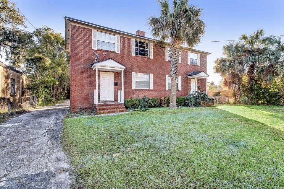 1443 NALDO,JACKSONVILLE,FLORIDA 32207,4 Bedrooms Bedrooms,2 BathroomsBathrooms,Multi family,NALDO,913026