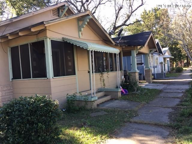 1540 23RD,JACKSONVILLE,FLORIDA 32209,3 Bedrooms Bedrooms,1 BathroomBathrooms,Single family,23RD,913055